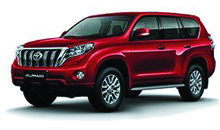 Toyota Land Cruiser Prado 150 (537)