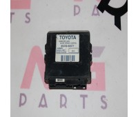 Блок управления зеркалами и стеклоподъемниками (Рестайлинг) Toyota Land Cruiser 200, Lexus LX 570 (89430-60071)