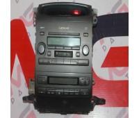 Штатная магнитола Lexus GX 470 (86120-60490)