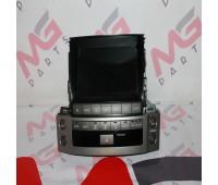 Климат контроль + LCD монитор Lexus LX 570 (86110-60230)