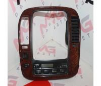 Главная консоль климат-контроль Lexus LX 470 ( 84010-60171 )