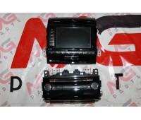 Магнитола с монитором (в сборе) Toyota Land Cruiser 200